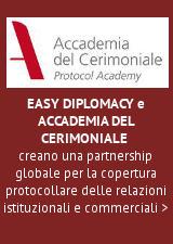 Partnership con Accademia del Cerimoniale