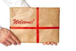 Welcome Package per il diplomatico appena arrivato in Italia
