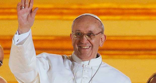 Wednesday General Audience - Pope Francis I