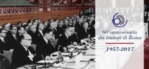 60° anniversario Trattati di Roma