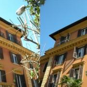 Roma Nomentano, elegante palazzetto in vendita vicino Villa Torlonia