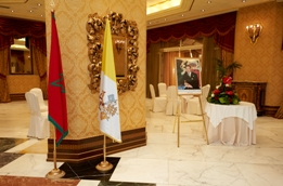 Festa del Trono Marocco Santa Sede