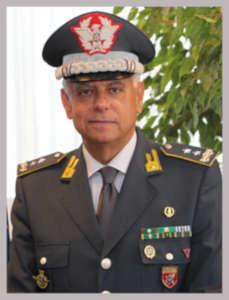 , il Generale di Divisione della Guardia di Finanza Gennaro Vecchione