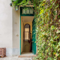 Apartment with garden for rent in Rome Parioli