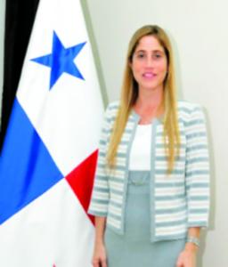 S.E. Sig.ra Ana María DE LEON DE ALBA