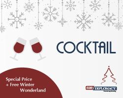 Hot Offer Cocktail Festive Season 2018