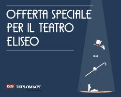 Offerta Speciale Teatro Eliseo