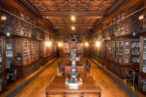 Library, Fondazione Besso