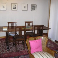 Renovated and furnished apartment for rent in Ponte Milvio area