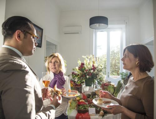 Easy Together: la Diplomazia si fa a tavola con il giusto allestimento