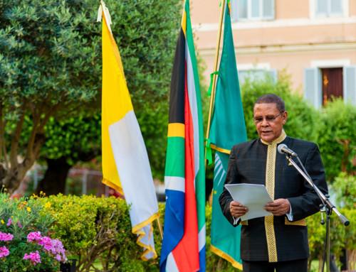 Da Mandela e Wojtyla alla prima Ambasciata del Sudafrica presso la Santa Sede
