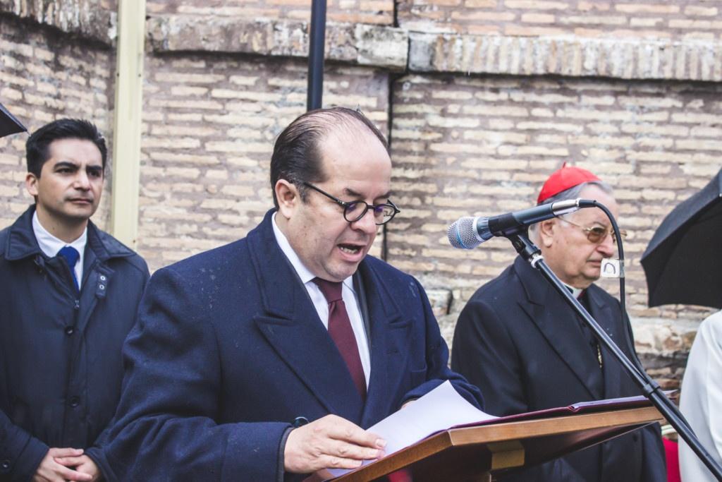 H. E. Mr. José Álvarez Palacio