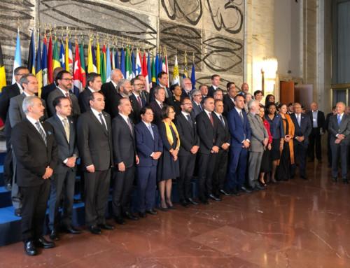 Organizzare una Conferenza Internazionale al Ministero degli Esteri
