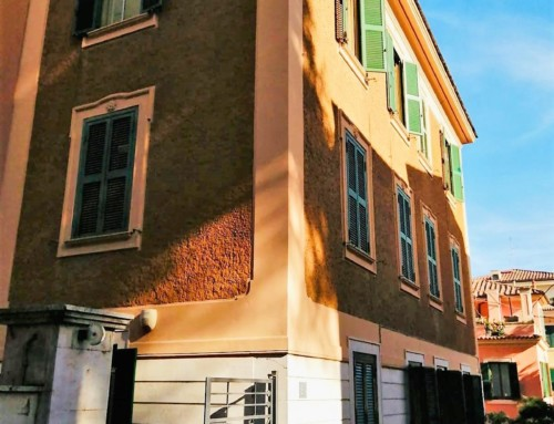 Independent building for sale Nomentana Rome