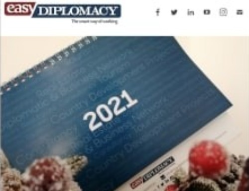 2021 Easy Diplomacy adapts its Mission to the times